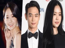 Actors Dazzle At The 54th Daejong Film Awards Red Carpet