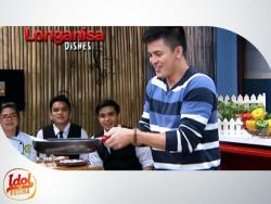WATCH: Jason Abalos shares his cooking skills in 'Idol sa Kusina'