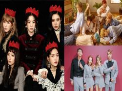 Red Velvet, BTS, And KARD Take Spots In Top 5 Of Billboard's World Albums Chart