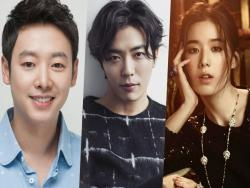 Kim Dong Wook, Kim Jae Wook, And Jung Eun Chae Confirmed For New OCN Supernatural Drama