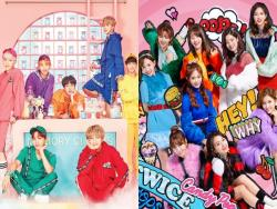 BTS And TWICE Make Top 10 On Billboard Japan's 2018 Top Artists And Hot 100 Mid-Year Charts