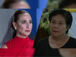 WATCH: Tapatang Cherie Gil at Nora Aunor, inabangan at pinag-usapan
