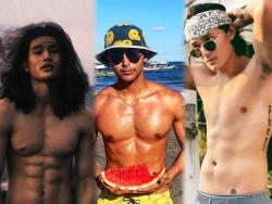 IN PHOTOS: Meet the 'Kings of Thirst Trap' this Summer 2019