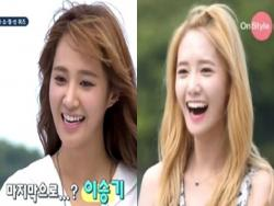 Girls' Generation's Yuri Flusters YoonA While Guessing Her Ideal Type