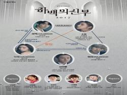 """The Bride Of Habaek"" Maps Out Character Relationships In The Drama In New Poster"