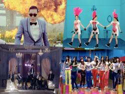 PSY, Orange Caramel, BTS, And Girls' Generation MVs Named On Billboard's List Of 100 Greatest MVs Of 21st Century